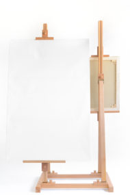 CS-250 Double pole Studio Easel