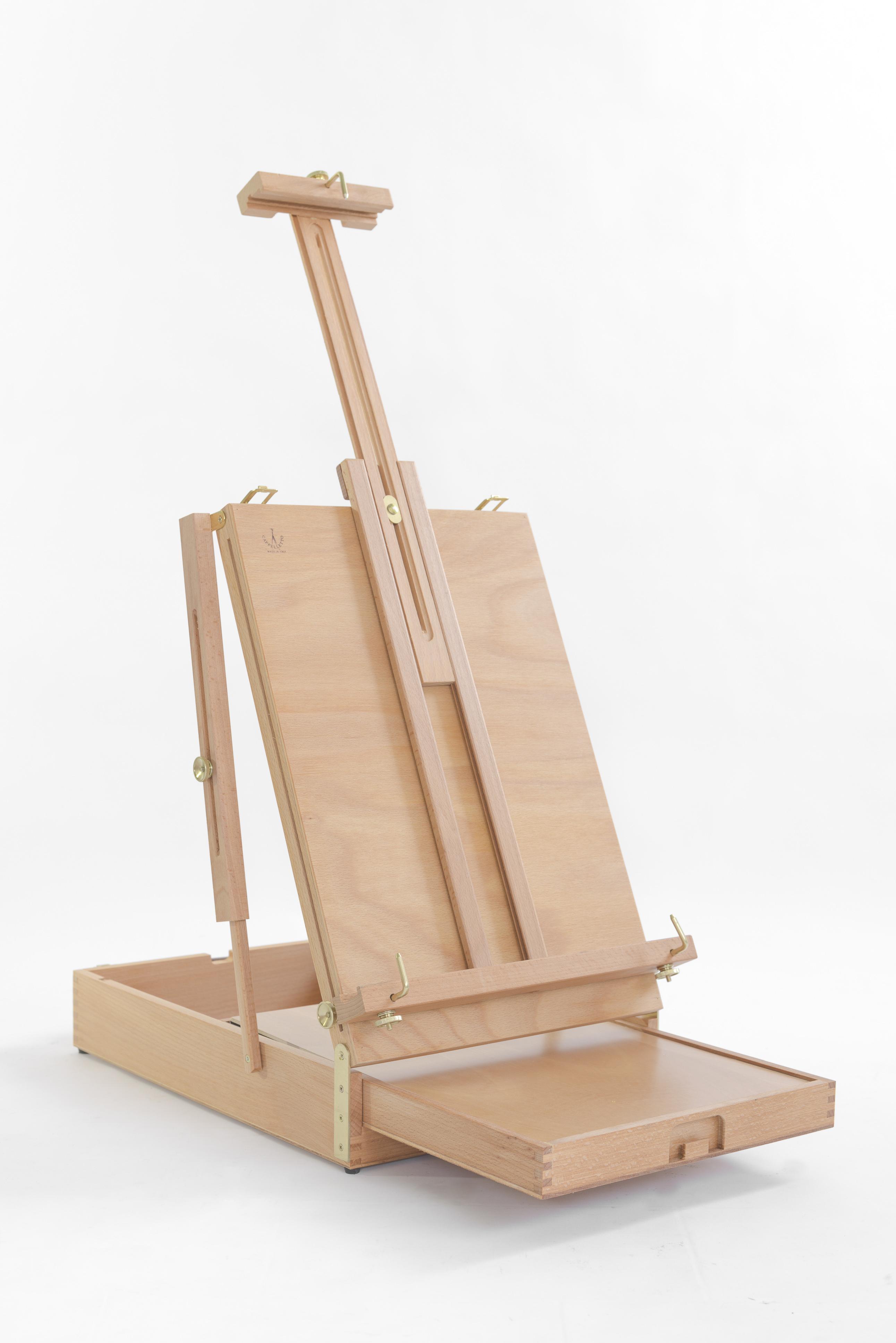 Cc 31 cassetta cavalletto da tavolo cappelletto articoli e lavorazioni in legno - Cavalletto tavolo ...