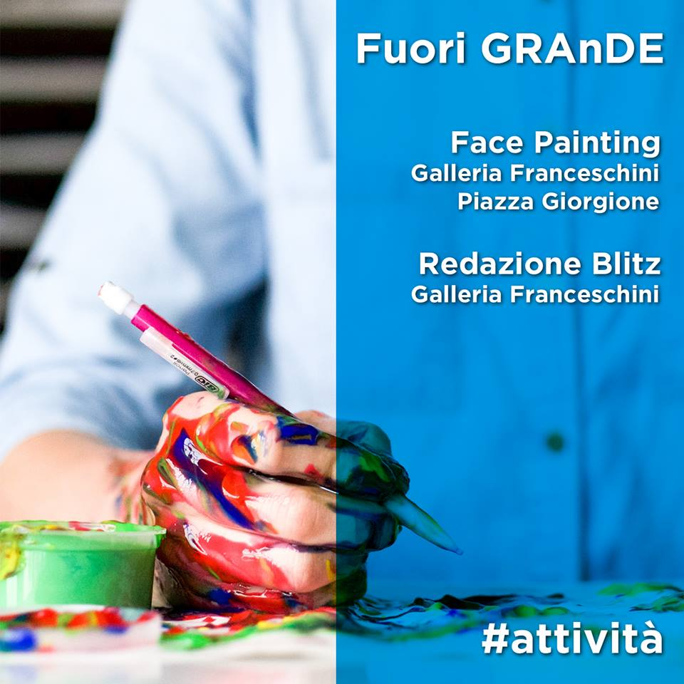 GRANDE.FACE PAINTING