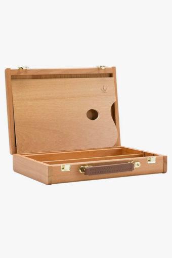 CA-10 Cassetta-porta-colori-in-legno-di-faggio,-con-maniglia-e-tavolozza-Cappelletto-particolare1001.jpg