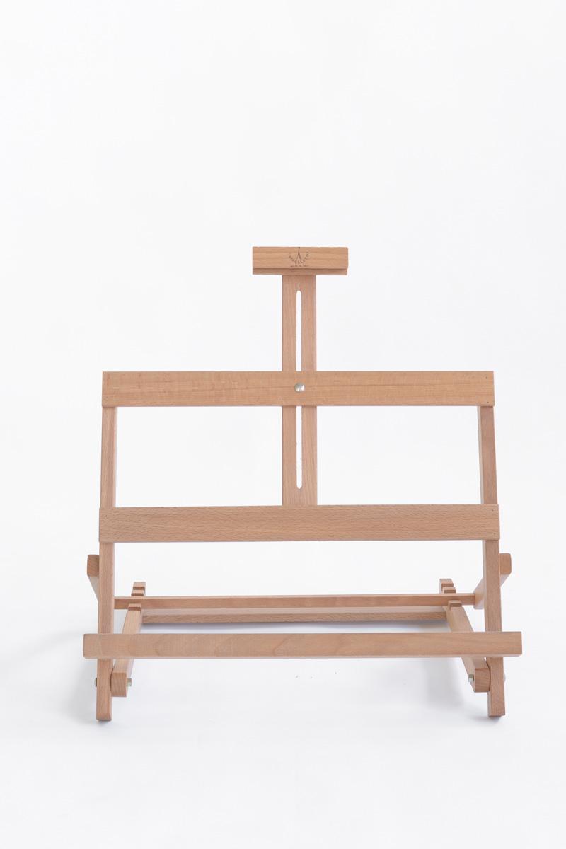 Ct 18 cavalletto da tavolo leggio cappelletto - Costruire un leggio da tavolo ...
