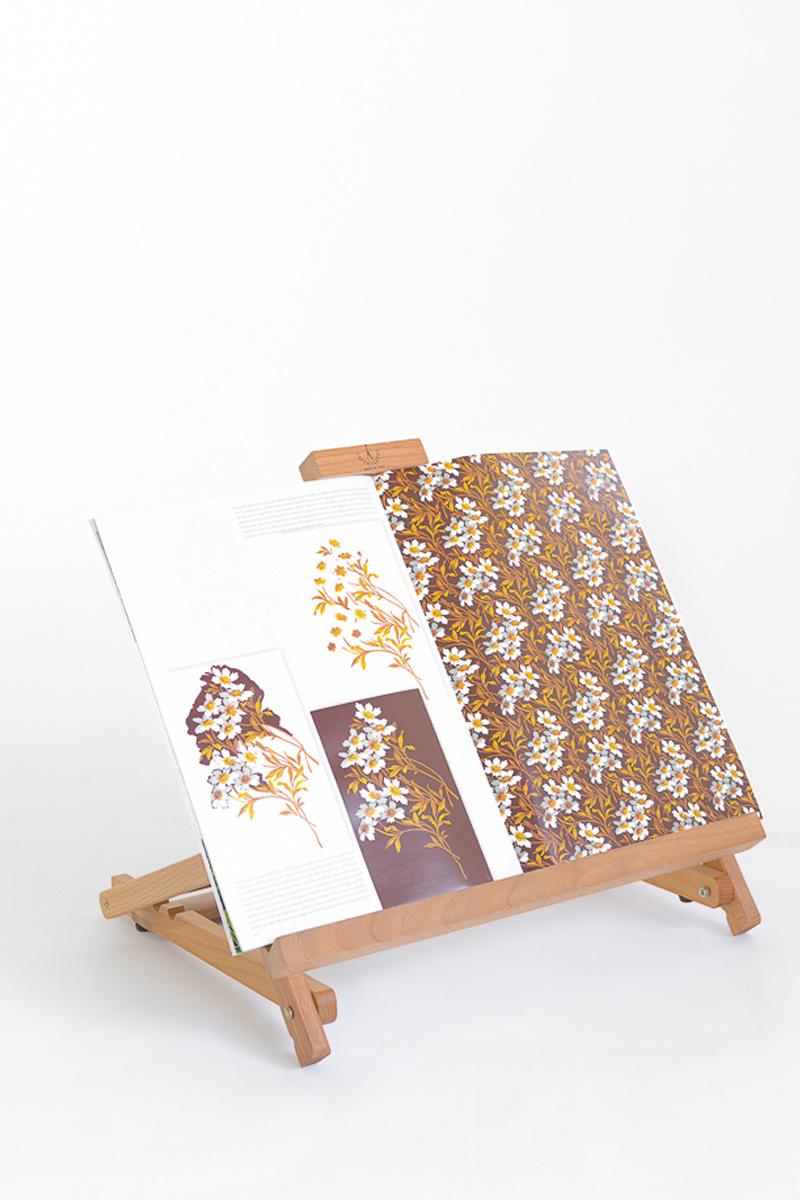 Ct 18 cavalletto da tavolo leggio cappelletto articoli e lavorazioni in legno - Cavalletto tavolo ...