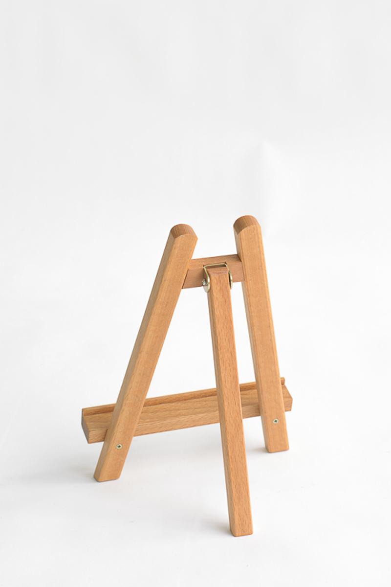 Ml 15 mini cavalletto da tavolo 27 cm cappelletto articoli e lavorazioni in legno - Cavalletto da pittore da tavolo ...