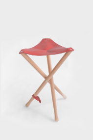 SG-9R-Artist-folding-stool-red-leather-seat-Cappelletto-04